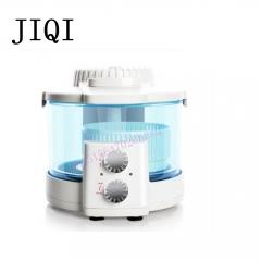 JIQI Ozone Vegetable washer Household automatic fruit vegetable sterilizing detoxification machine white 38cm x 35cm x 27cm