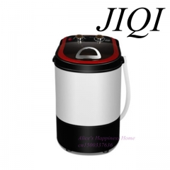 New high quality Children's mini washing machine small semi-automatic barrel black and white 41cm x 41cm x 56cm