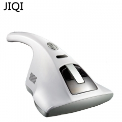 JIQI household handheld Vacuum Cleaners home bed dust mite vacuum UV mites Killing white 35cm x 24cm x 14cm