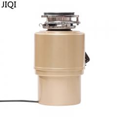 JIQI Electric Food waste Disposers Kitchen waste household kitchen disposer garbage disposal mill gold 28cm x 28cm x 37cm