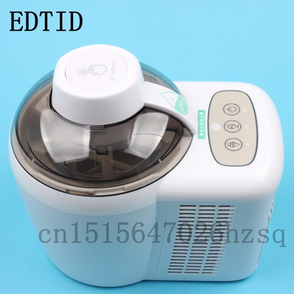 Edtid Full Automatic Ice Cream Maker Mini Machine Eih Current Relay Item Specifics Seller Sku32819453644a Brand