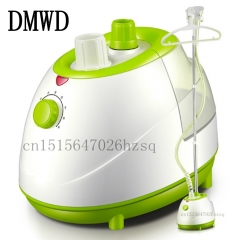 DMWD household 1800W Powerful Garment Steamers Steam Vertical Iron Clothes with Garment Hanger green