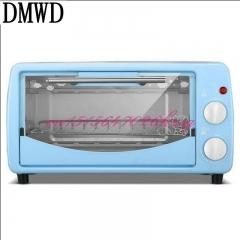 DMWD Household Electric Mini automatic Baking machine Precise temperature control Timing blue 40cm x 25cm x 23cm 700w