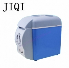 EDTID Mini Refrigerator Car / home Multifunction cold hot Used in Car Home Energy-saving blue 37cm x 25cm x 40cm