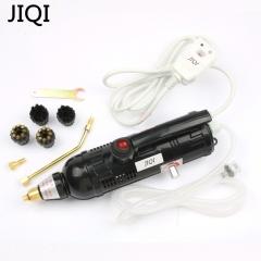 JIQI obile cleaning machine steam cleaner High temperature press pumping Sterilization Disinfector silver 35cm x 13cm x 27cm