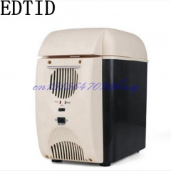 EDTID Refrigeration&Heating Vehicle&Household Protable Refrigeration container Heat insulation box black and white 35cm x 20cm x 35cm