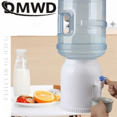 MINI Desktop water buckets office home water dispenser base pump drinking Water pressure device