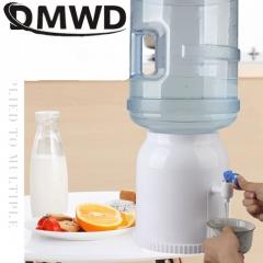 MINI Desktop water buckets office home water dispenser base pump drinking Water pressure device