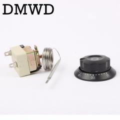 DWMD Egg waffle Machine thermostat temperature controller knob eggettes puff cake Maker Accessories 1