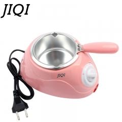 Electric DIY Chocolate melting pot melter machine chocolate fondue fountain children girl boy gift pink