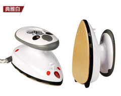 JIQI MINI handheld electric clothes steaming iron household travel garment steamer portable white