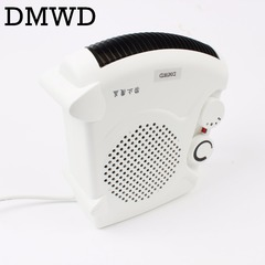 Warm & Cool Air Blower Household Infrared Electric Heater cooler Conditioning cooling fan white 220v