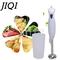 JIQI Electric Hand Blender Fruit Vegetable Juicer Mixer stick chopper juice milk shake meat grinder white