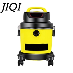 JIQI Multifunction Vacuum cleaner handheld aspirator Dust Collector powerful suction Bucket type yellow and black 26cm x 26cm x 42cm