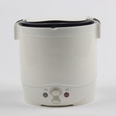 DMWD Mini Electric Rice Cooker 12V/24V For Car Truck Food Steming/Boiling/Cooking Soup Pot white 24v for truck