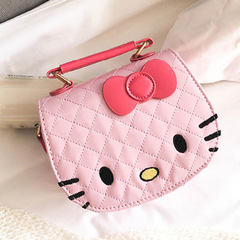 HELLO KITTY Messenger pink as the descriptions