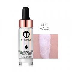 Liquid Highlighter Make Up Highlighter Cream Shimmer Face Glow illuminating 6051 1#