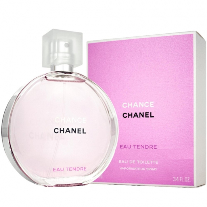 Chanel Chance Eau Tendre Eau de Toilette for Women 100ml perfume 100ml e1d6a8f309