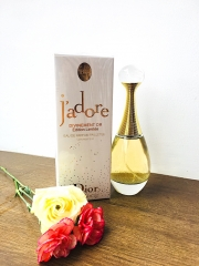 J'adore gold supreme limited edition natural spray perfume 100ml for women 100ml