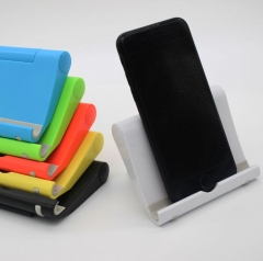 Universal Adjustable Foldable Cell Phone Tablet Desk Stand Holder Smartphone green one size