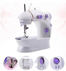 Mini electric sewing machine high quality handheld mini pocket electric sewing machine random one size