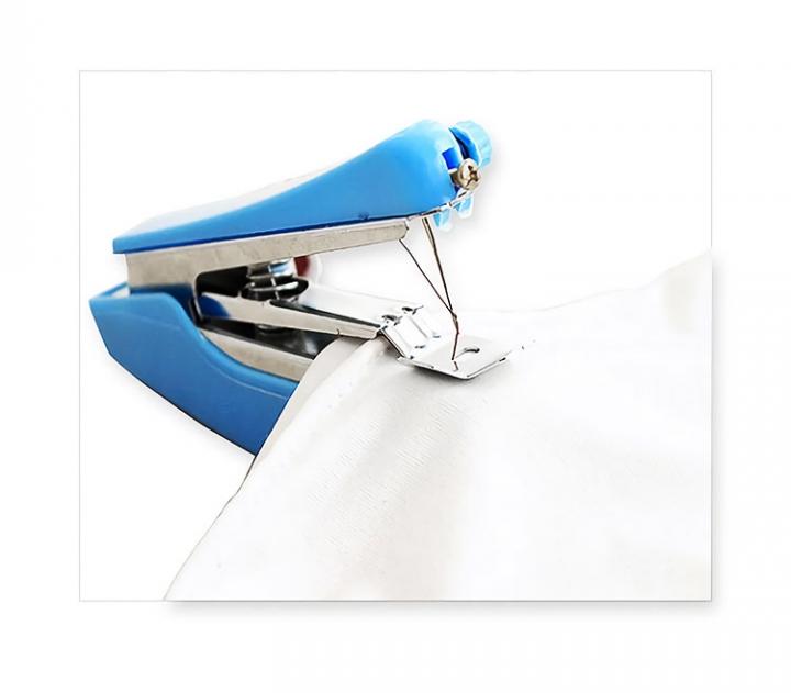 Mini Sewing Machine Portable Small Handheld Sewing Machine Multi-function Pocket Sewing Machine random one size