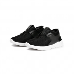 Men's Shoes Sports Lovers Outdoor Running Shoes fashion Casual Shoes Black 36