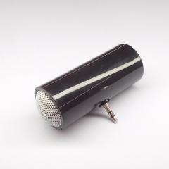 3.5 Direct-Plugged Mini Speaker Mobile Phone Tablet Mini Stereo Gift Mobile Phone Speaker black one size