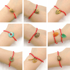 Fashion Jewelry Lucky Jewellery Pendant Bracelet Bangle For Women Gift Random delivery Random Delivery one size