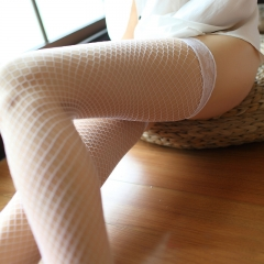 Sexy Net Stockings Blabk and White For Women Lady Sex Products white one size