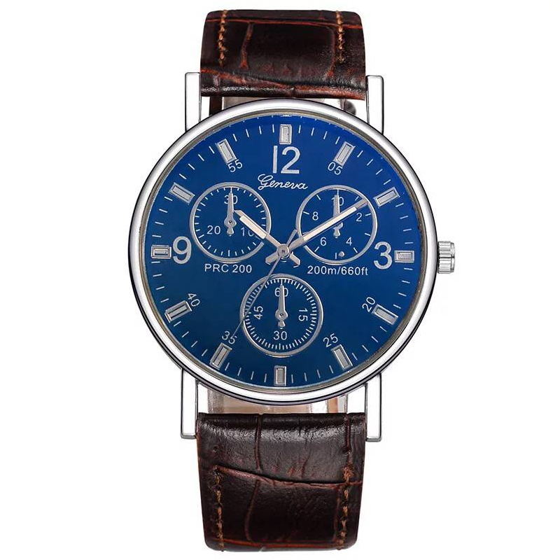 Men Women Fashion Wrist Watch Classic Casual Style Wristwatch Quartz Watch white one size 26