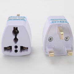 UK Standard Plug Travel universal Wall Charge Socket Power Plug Attaching Plug Adapter UK PLUG
