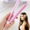 Mini Electric Hair Straightener Hair Straightening Ceramic Straightening Hair Styling Hare Care color random delivery 18.5x1.7x2cm