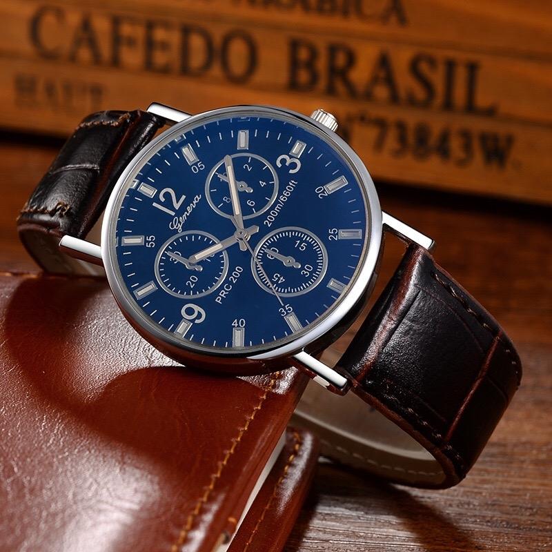 Men Women Fashion Wrist Watch Classic Casual Style Wristwatch Quartz Watch white one size 29