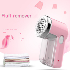 Fluff  Remover Electric Fabric Sweater Lint Remover as picture
