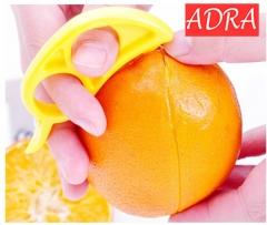 ADRA Orange Peelers Zesters Opener practical Lemon Fruit Slicer Fruit Stripper Opener Cooking Tools Multi one size