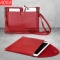 ADRA iPad Protective Sleeve 10.5/9.7/7.9inch iPad Tablet Computer Bag Generic Models iPad Cover Red One Size