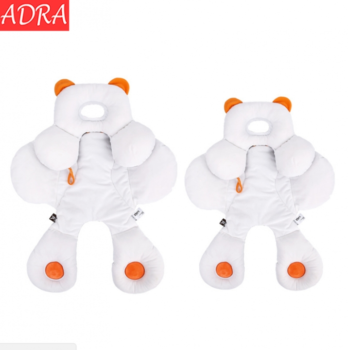 ADRA Safety Cushion Car Seat Stroller Cushion Comfortable Baby Seat Cushion Protector Cushion As pictures Big Size