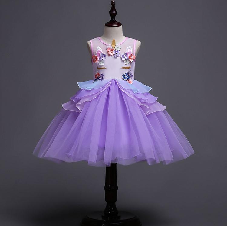 Kilimall: ADRA Unicorn Children Princess Dress Children\'s Clothing ...