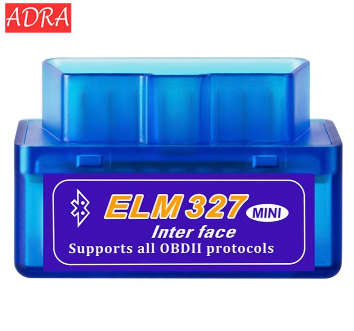 ADRA Bluetooth Mini ELM327 OBD2 II Auto Car OBD2 Diagnostic Interface Scanner Tool