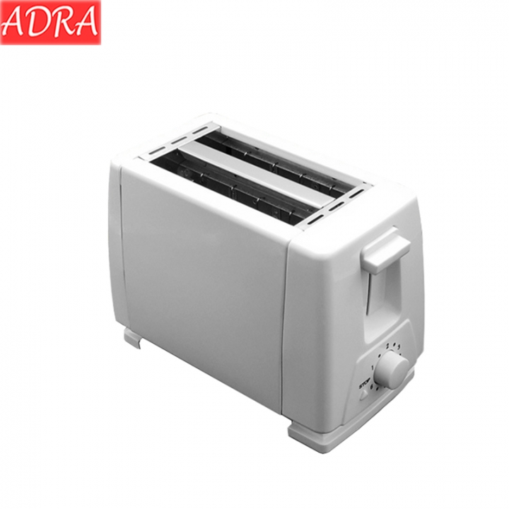 ADRA Household Automatic Sandwich Maker Multifunctional Breakfast Machine Toaster White
