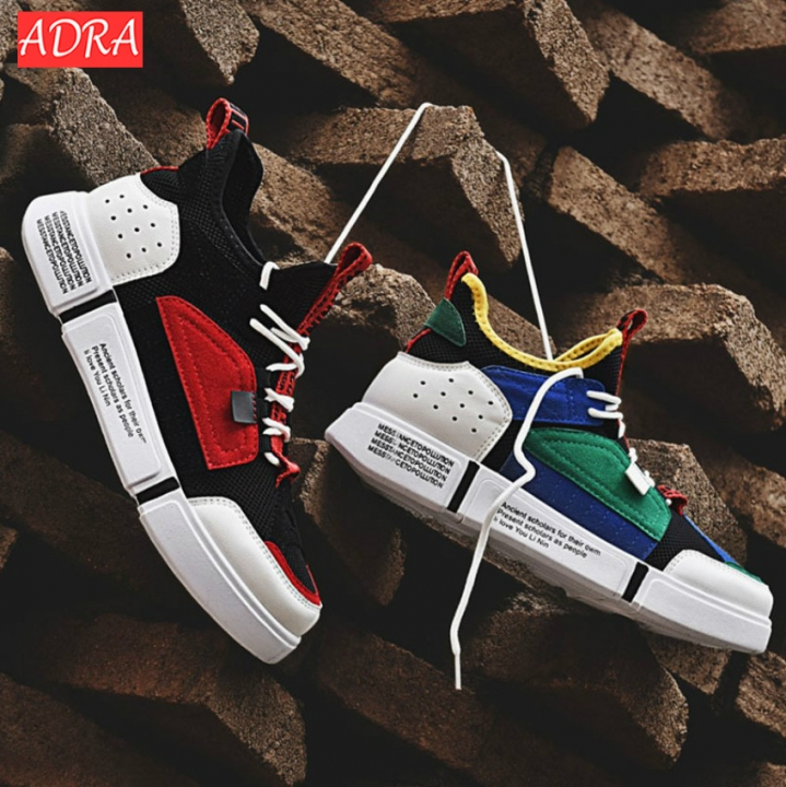 Men's Casual Shoes Running Ankle Boots High Quality Comfy Breathable Height Increasing Sneakers colour 39