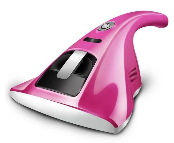 Anti dust mites UV Vacuum Dust Cleaner Remove Mite for Bed Sofa Carpet  handheld purple one size