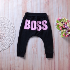 Unisex Daily Going out Solid Print Pants, Cotton Long Sleeves Simple Casual White Blushing Pink GH230A blushing pink 90