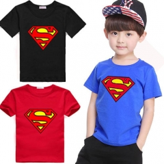 Baby Clothes Boys Tee Shirt 3 Colors Short Sleeve Shirts Tops Kids Boy Clothing GD002A black 90 cotton