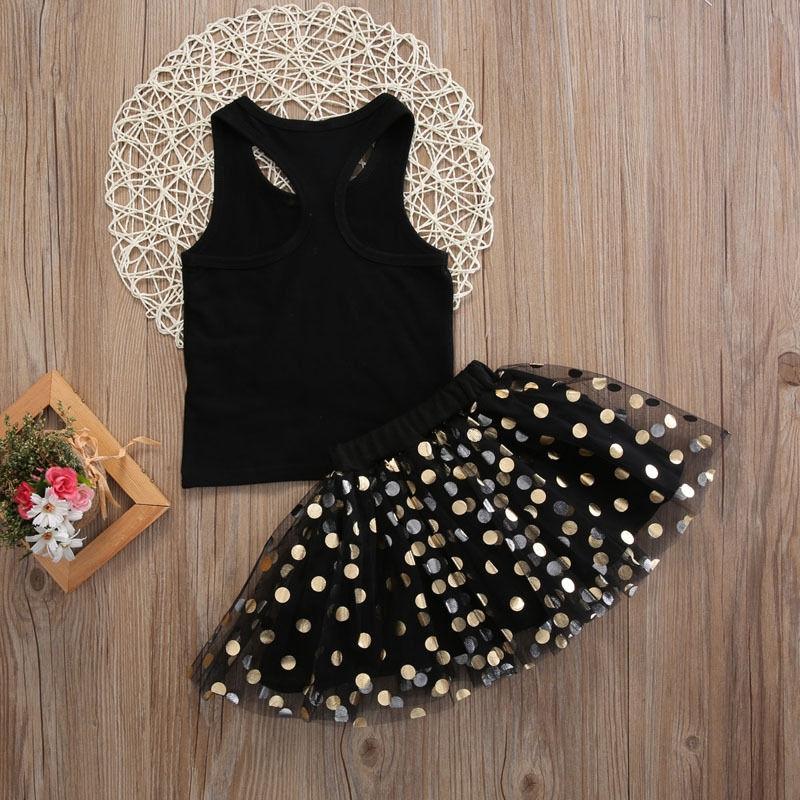 09071c1a216 Summer Kids Baby Girls Princess Party Dress Sleeveless Tutu Flower ...