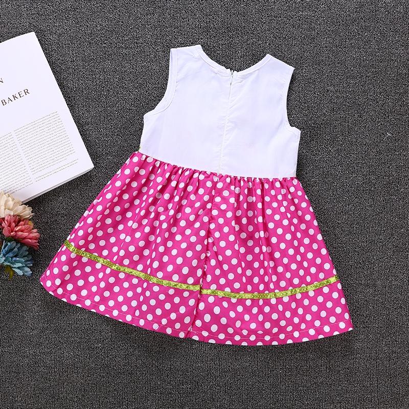 02c6de74b Kids Girls Dress Princess Casual Dresses Baby Fashion Sundress Girl ...