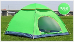 Century glacier outdoor camping folding full automatic tent green 200-200