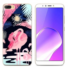 For Infinix Hot 6 Pro X608 Phone Shell Silicone Cartoon Mobile Phone Case 1# for infinix hot 6 pro/x608
