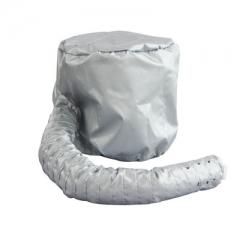 Easy Use Hair Perm Hair Dryer Nursing Dyehair Modelling Warm Air Drying Home Safer Than Electric Cap Silvery